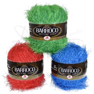 Barbante-barroco-Decore-Luxo-100-Croche-Barbante-Pelo