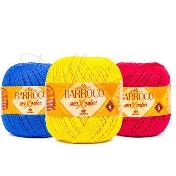 Barbante-Barroco-Maxcolor-Circulo