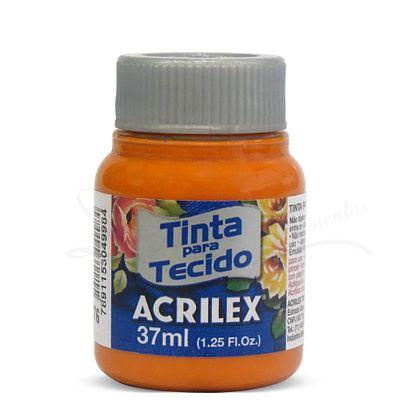Tinta-para-Tecido-Fosca-37ml-Acrilex-576-Cenoura-3230