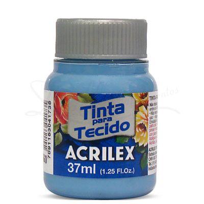 Tinta-para-Tecido-Fosca-37ml-Acrilex-560-Azul-Caribe-3226