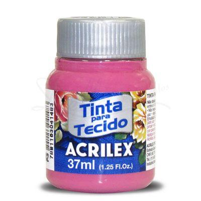 Tinta-para-Tecido-Fosca-37ml-Acrilex-542-Rosa-Escuro-3186