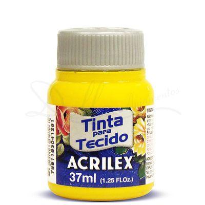Tinta-para-Tecido-Fosca-37ml-Acrilex-505-Amarelo-Ouro-3204