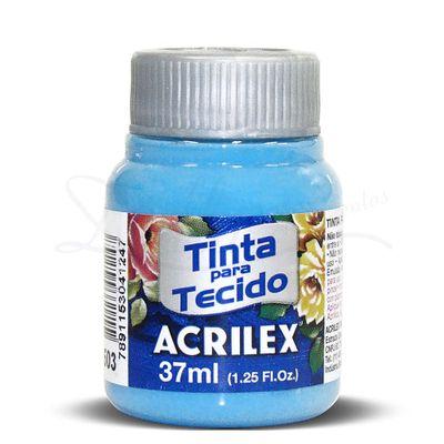 Tinta-para-Tecido-Fosca-37ml-Acrilex-503-Azul-Celeste-3201