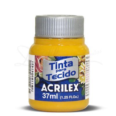 Tinta-para-Tecido-Fosca-37ml-Acrilex-536-Amarelo-de-Cadmio-3222