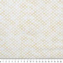 Tecido-Tricoline-Estampado-Infantil-Estrelinhas-Creme-Fabricart-5909