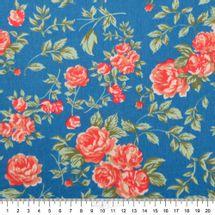 Tecido-Tricoline-Estampado-Floral-Grand-Floral-Nashville-Azul-Fabricart-5921