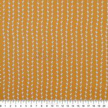 Tecido-Tricoline-Estampado-Textura-Cipo-Mostarda-Fabricart-5958