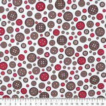 Tecido-Tricoline-Estampado-Textura-Botoes-Rose-Fabricart-5965