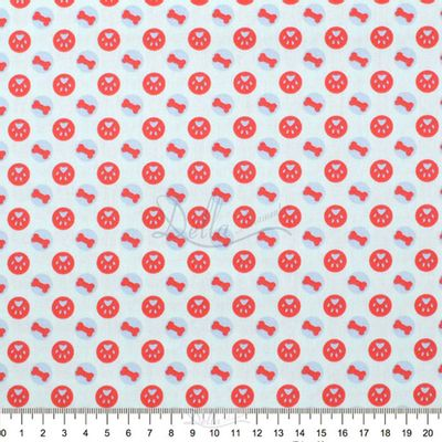 Tecido-Tricoline-Estampado-Infantil-Patinha-no-Circulo-Cinza-Fabricart-5952