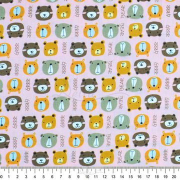 Tecido-Tricoline-Estampado-Infantil-Familia-Urso-Fabricart-5955