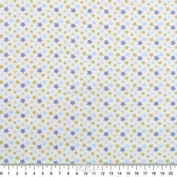 Tecido-Tricoline-Estampado-Infantil-EstrelinhaTricolores-com-Azul-Fabricart-5917