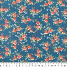 Tecido-tricoline-Floral-
