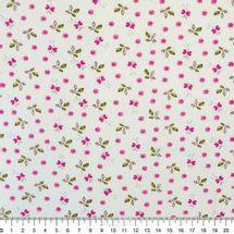 Tecido-Tricoline-Floral-Miudos-Rosa-F--Branco-