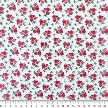 Tecido-Tricoline-Floral-Mini-Bouquet-F--Branco-