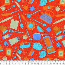Tecido-Tricoline-Cozinha-Utensilios-F--Vermelho-