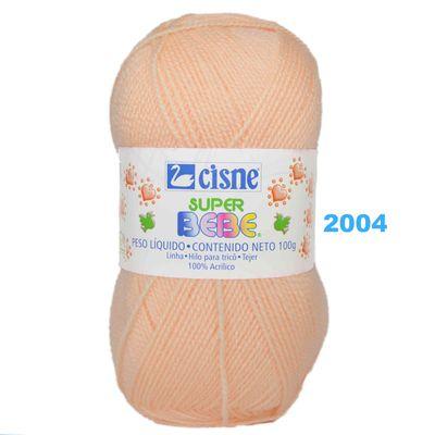 La-Super-Bebe-Cisne-Fio-100g-2004