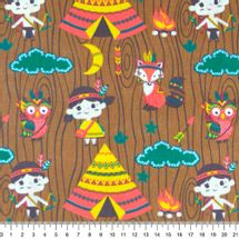 Tecido-tricoline-Estampado-Infantil-indio