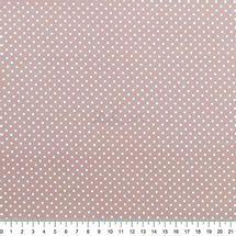 Tecido-tricoline-Estampado-Poa-Pequeno