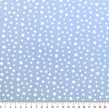 Tecido-tricoline-Estampado-Infantil-Estrelas
