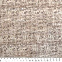 Tecido-tricoline-Estampado-Textura-Marrom