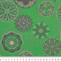 Tecido-Tricoline-Estampado-Arandela-Fundo-Verde
