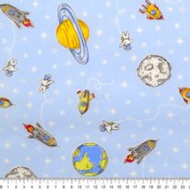 Tecido-Tricoline-Estampado-Infantil-Space-Fundo-Azul