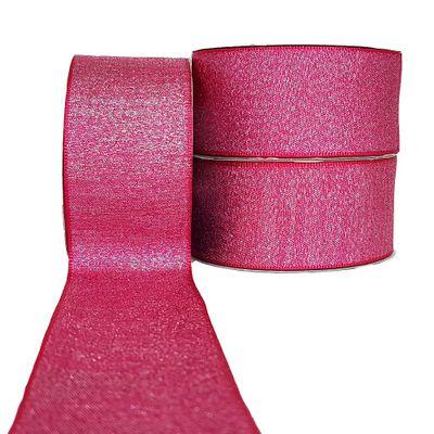 Fita-de-Cetim-Lurex-38mm-n-9-Cinderela-41-Pink