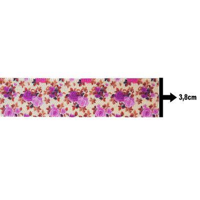 Fita-de-Gorgurao-Estampada-Art-Fitas-38mm-Floral-G589