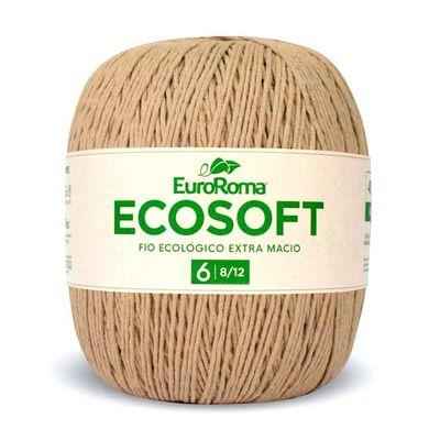 Barbante-Ecosoft-Euroroma-Cor-1110-Bege