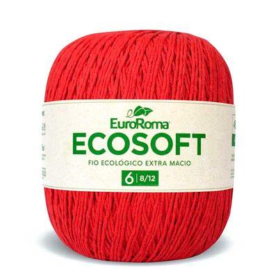 Barbante-Ecosoft-Euroroma-Cor-1000-Vermelho