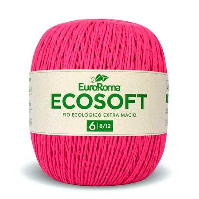 Barbante-Ecosoft-Euroroma-Cor-550-Pink