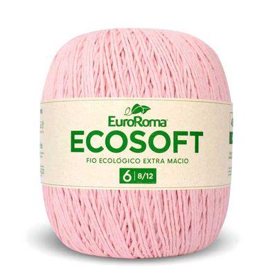 Barbante-Ecosoft-Euroroma-Cor-510-Rosa