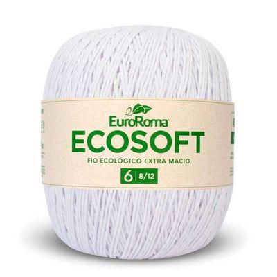Barbante-Ecosoft-Euroroma-Cor-200-Branco
