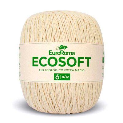 Barbante-Ecosoft-Euroroma-Cor100-cru
