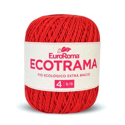 Barbante-Ecotrama-EuroRoma-200g--Cor-1000-Vermelho