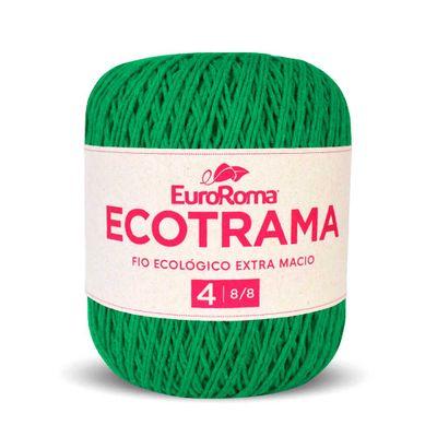 Barbante-Ecotrama-EuroRoma-200g--803-Verde-Bandeira