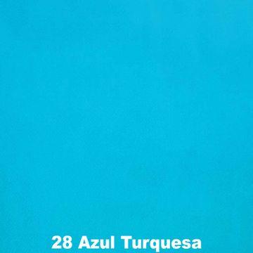 Feltro-Liso-Feltycril-Santa-Fe-Cor-28-Azul-Turquesa-Della-Aviamentos