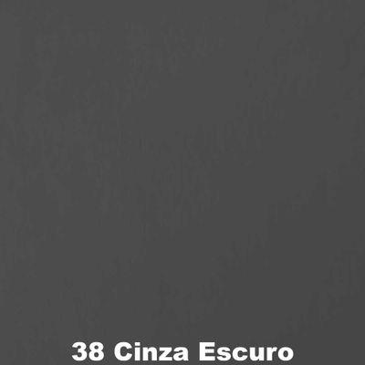 Feltro-Liso-Feltycril-Santa-Fe-Cor-38-Cinza-Escuro-Della-Aviamentos