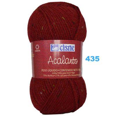 La-Acalanto-Cisne-100g-Cor-435-Della-Aviamentos