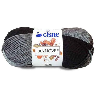 La-Hannover-Cisne-Cor-180-Mescla-Preto-Cinza-Della-Aviamentos