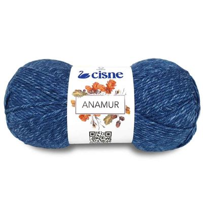 La-fio-Anamur-Cisne-Cor-162-Mescla-Azul-Della-Aviamentos