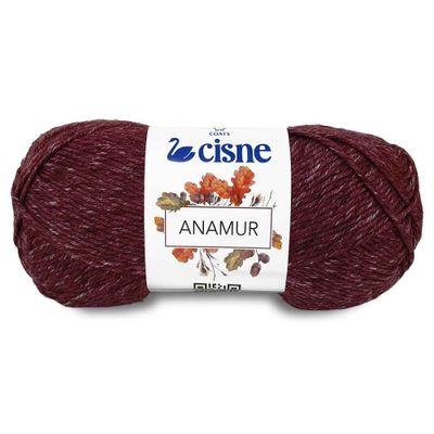 La-fio-Anamur-Cisne-Cor-22-Mescla-Roxo-Della-Aviamentos