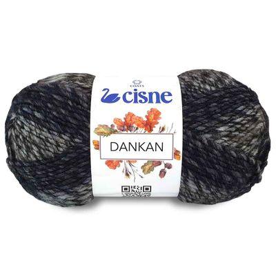La-Dankan-Cisne-Cor-200-Mescla-Preto-Della-Aviamentos