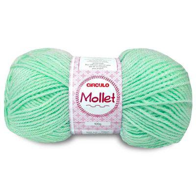 La-Fio-Mollet-Circulo-100g-cor-550-Verde-Agua-Della-Aviamentos