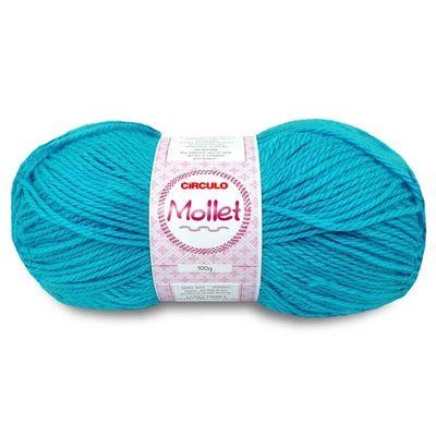 La-Fio-Mollet-Circulo-100g-cor-2194-Azul-Piscina-Della-Aviamentos