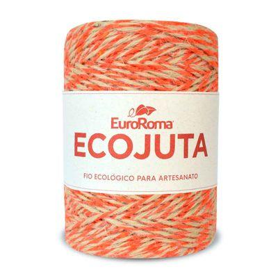 barbante-ecojuta-euroroma-750-laranja-della-aviamentos