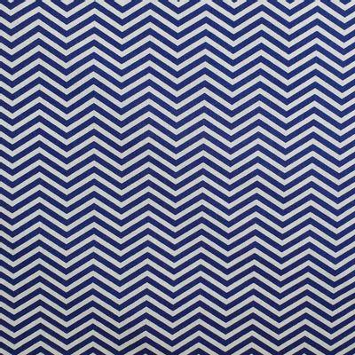 Tecido-Tricoline-Estampado-Textura-Chevron-Azul-Cinza-Della-Aviamentos..