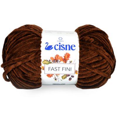 La-Fast-Fini-Cisne-100g-Cor-315-Marrom-Della-Aviamentos