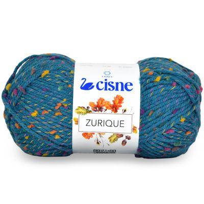 La-Zurique-Cisne-100g-Cor-169-Mescla-Azul-Della-Aviamentos