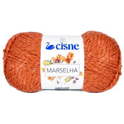 La-Marselha-Cisne-100g-Cor-670-Ferrugem-Della-Aviamentos